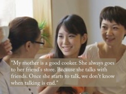 Good Cooker, Good Talker
